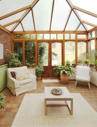 How to Bring the Outside In: Decorating a Conservatory