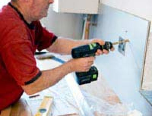 Advice on Electrics in the Kitchen