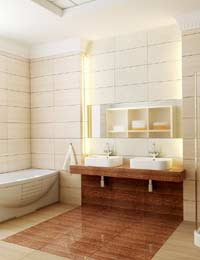 How to Update a Tired Bathroom