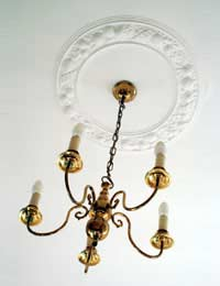 Wiring a Ceiling Rose