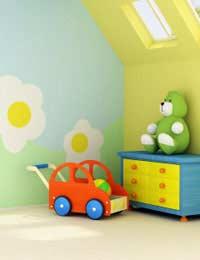 Ways to Make a Stimulating Playroom