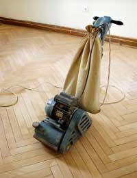 Renovating Wooden Floorboards