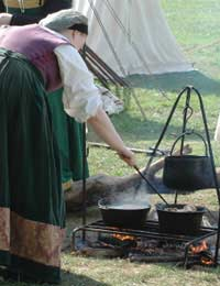 Just for Fun - Kitchens Through the Ages
