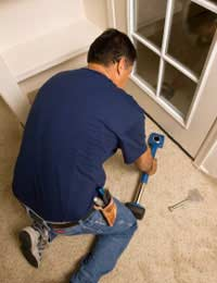 Carpet Grippers and Fitting Plates