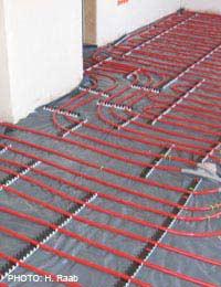 Kitchen Radiators and Heating Options