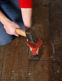 Fixing Floorboard Problems