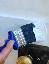 Painting Doors and Woodwork